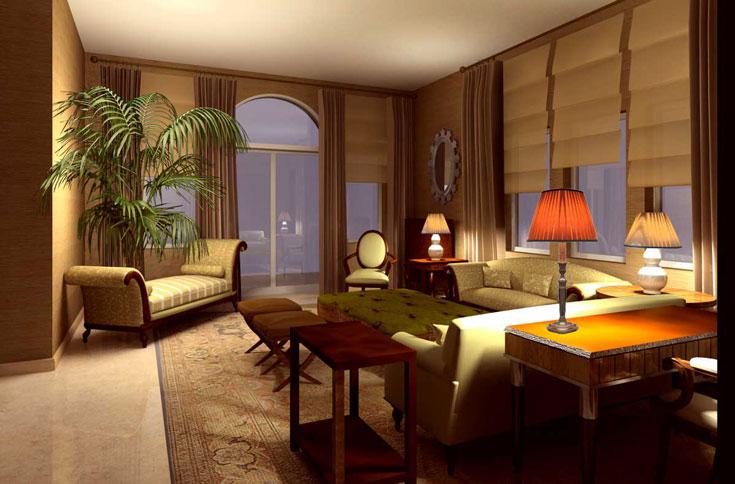 Dubai'de Bir Ev