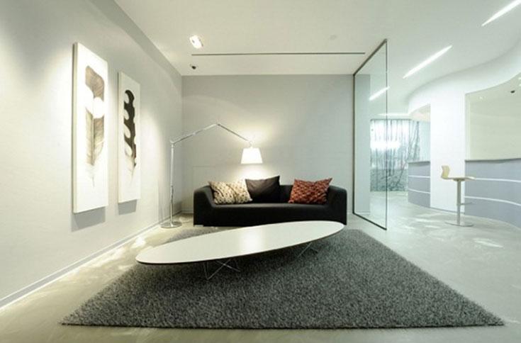 Dentiform dentist clinic interior design istanbul - Decoracion clinica dental ...