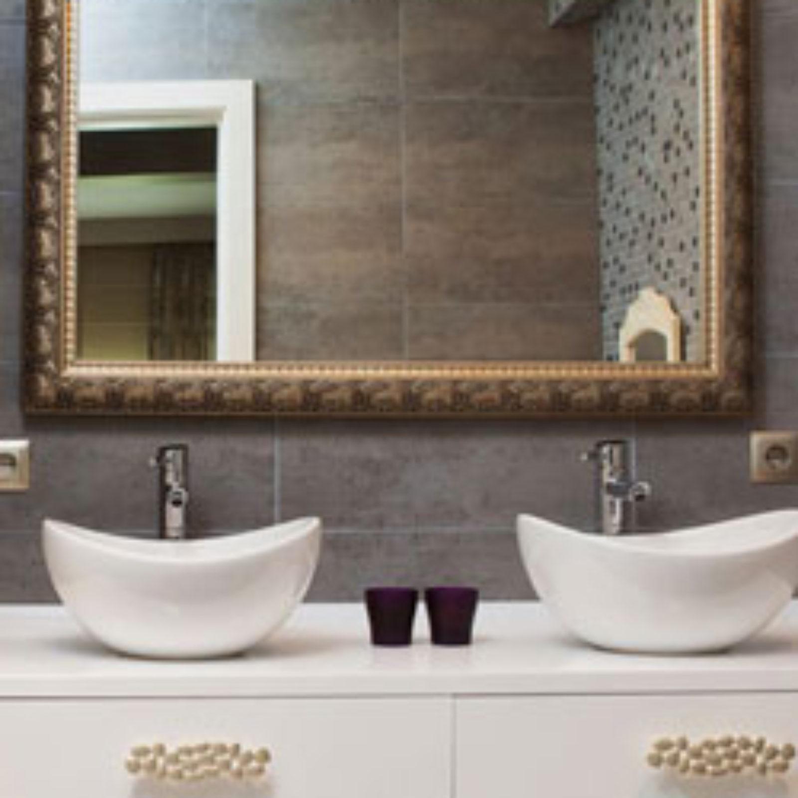 Modern banyolarda klasik şıklık
