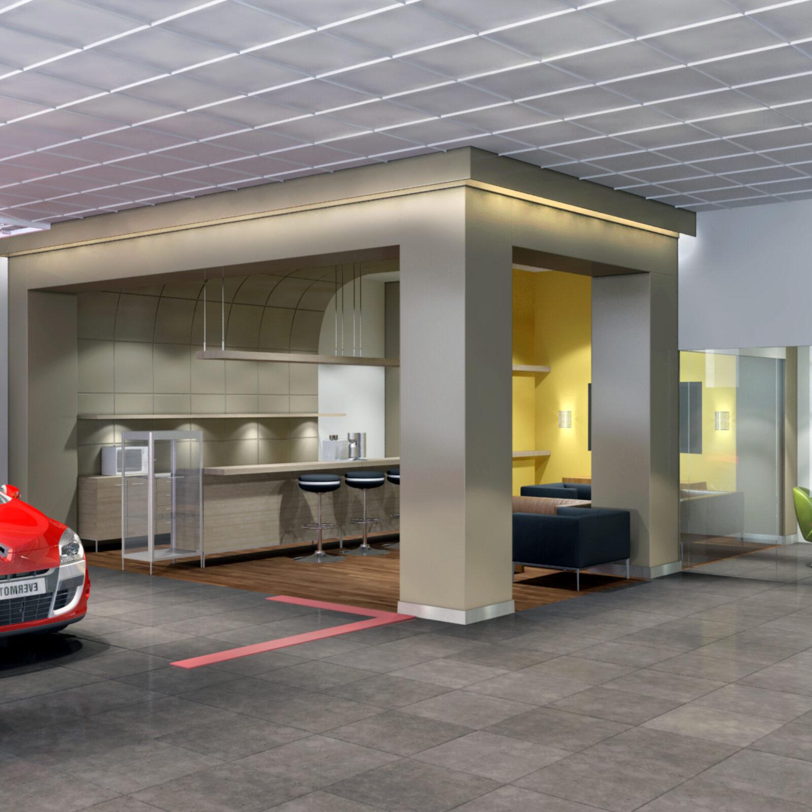 Renault Showrooms Turkey